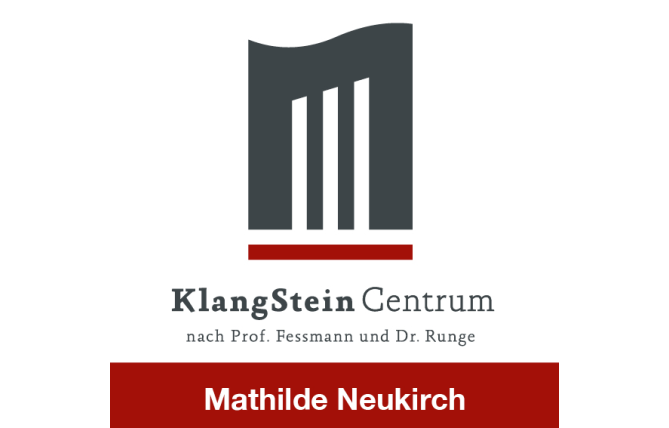 KlangStein Centrum Mathilde Neukirch