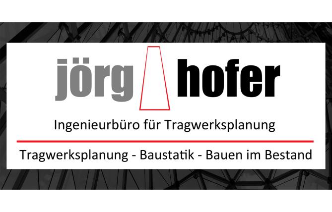 Jörg Hofer - Ingenieurbüro für Tragwerksplanung